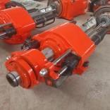 北探钻机 牛头总成 回转器总成 立轴箱总成 回转器价格