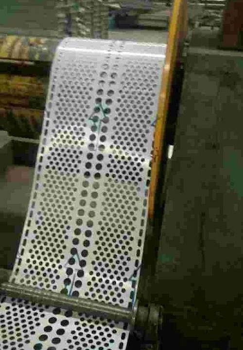 供应楼承板  冲孔板  压型钢板  铝镁锰板工程施工