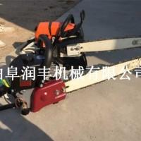 湖南汽油挖树机 润丰90导板型挖树机