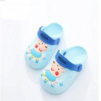 专为宝宝定制各种EVA儿童凉拖鞋橡塑小猪卡通耐磨防滑婴幼儿