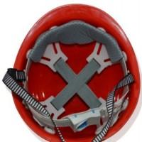安全帽内衬 按钮式塑布混合帽衬大量出售