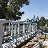 供青海格尔木艺术围栏和德令哈庭院围栏销售