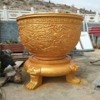 金箔漆涂瑞特水泥制品水性金色涂料