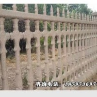 供西宁仿汉白玉围栏和青海艺术栏杆厂家