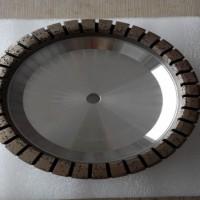 玻璃除膜轮生产厂家干磨电动手动去磨轮定制抛光轮批发