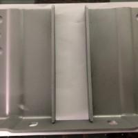 东莞精密零件钣金手板加工金属板料激光切割折弯冲孔加工厂