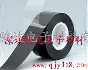 anyone S8603B 0.03mm黑色PET单面胶亚光