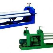 马鞍山W11系列经济型电动卷板机