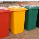 船用垃圾箱,船舶玻璃钢垃圾箱,船上垃圾桶,分类式玻璃钢垃圾桶