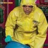 雷克兰凯麦斯1系列防护服|CT1S428E化学品处理防护服|