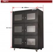 上海AK-2000数码产品防潮箱/柜全自动控湿芯片干燥柜价格