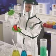 雷克兰AMN428ETS 胶条型医用防护服 防埃博拉病毒 禽