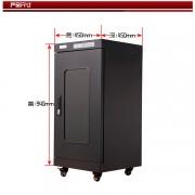 广州电子元件防潮箱AK-188小型干燥柜防静电防潮柜厂家