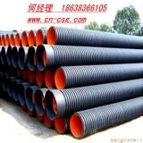 洛阳钢带增强聚乙烯螺旋波纹管|300钢带波纹管厂家价格