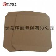 青岛纸滑板出口 黄岛区滑托盘装柜 塑料滑托盘 超强承重 可定