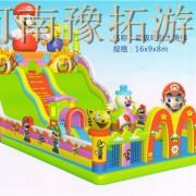芜湖市热卖充气大滑梯厂家