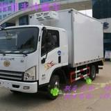 国五冷藏车价格 9米6冷藏车多少钱 面包冷藏车