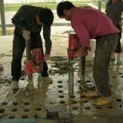 武昌区丁字桥专业水钻打孔,墙面打孔,工程打眼