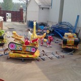 户外游乐设备 大型游乐设施 水陆战车