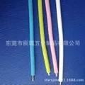 专业生产硅胶金属软管 台灯定型软管 耐折鹅颈管 工厂批发