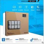 新款家用壁挂台式五级能量厨下弱碱RO净水器会销直饮机礼品OE