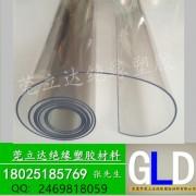 东莞pvc软玻璃价格 耐高温耐腐蚀 pvc水晶板零切