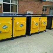 北京各区餐饮油烟净化器,通风排烟净化除味系统工程
