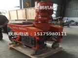 河北昊鹏机械专业生产全自动干粉石膏砂浆喷涂机批发价格