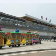无轨小火车  大象火车生产厂家 新款儿童游乐设备