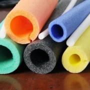 供应环保发泡橡塑管 高回弹汽车泡棉护套