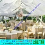 加工制作大型酒席篷房尖顶喜宴蓬房欧式婚礼棚房生产厂家直销