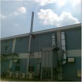 番禺区印刷厂有机废气处理厂家,有机废气处理,蓝清