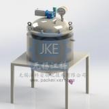 无锡江科 小型高温反应釜,热熔胶搅拌罐