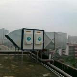 阳江废气处理工厂,广州蓝清,pvc废气处理工厂