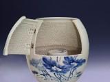 景德镇订制陶瓷养生缸汗蒸翁厂家