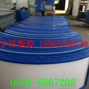 山东宇昂供应抗紫外线室外冰球场围栏板 聚乙烯围板