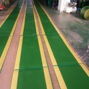防尘抗疲劳脚垫 工业地板胶 带识别区域抗疲劳脚垫