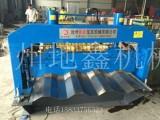 设备直销大方板机器彩钢瓦成型设备地鑫机械
