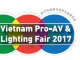 2017年越南国际专业视听展