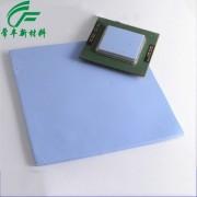 厂家生产 6.0W高导系数导热矽胶片绝缘导热硅胶片