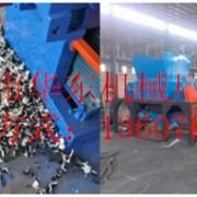 新型塑料管塑料管材热塑管塑料水管塑料气管塑料排水管撕碎机