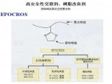 水性交联剂WS-500 进口环保 交联剂 单液型 丙烯酸乳液