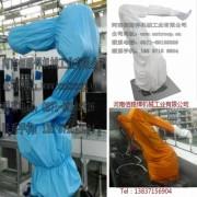 佰路悍喷涂机器人防护服的优势