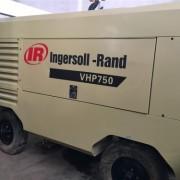 二手英格索兰移动式高风压空气压缩机