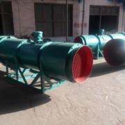 KCS除尘风机一台机器两种效果