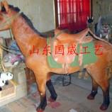 仿真动物模型仿真马模型