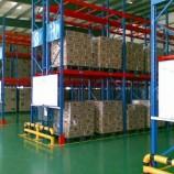 物流基地仓库横梁式重型货架 设计批量定制物流货架