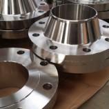 生产双相不锈钢对焊法兰、2205耐腐蚀法兰