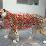 豹子模型仿真豹子