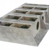 石灰预热器用ZG3Cr24Ni7SiNRe耐热钢推头